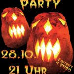 Rübagoischdr-Party 2017 - Flyer
